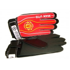 Man U football gloves-red[03]
